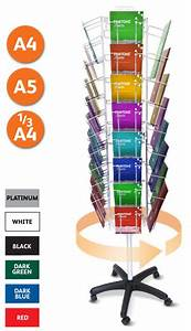 Wire Leaflet Carousel