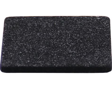 anti rutsch gummi anti rutsch gummi 25 x 25 mm schwarz selbstklebend 9 st 252 ck bei hornbach kaufen