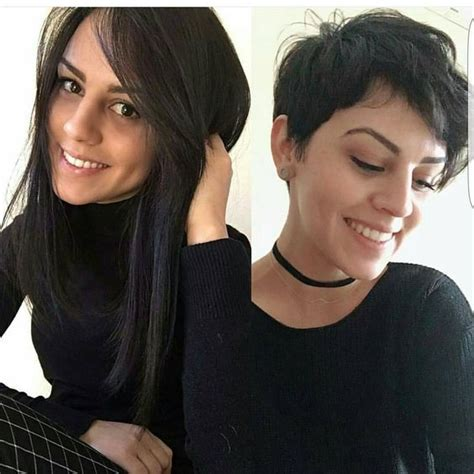 trendy    transformations  long hair