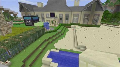 xbox minecraft  mansionhouse building ideas youtube