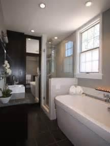 narrow bathroom bathrooms pinterest