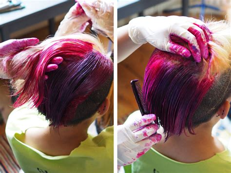 How To Dye Your Own Hair Every Color You've Ever Wanted At