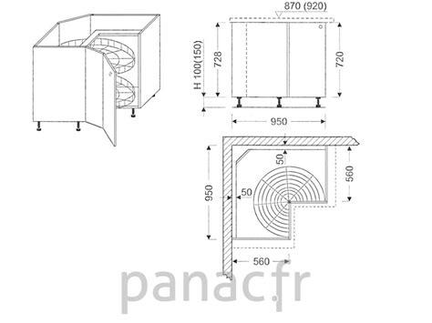 plateau tournant pour meuble de cuisine meuble de cuisine d angle meuble cuisine d angle sur