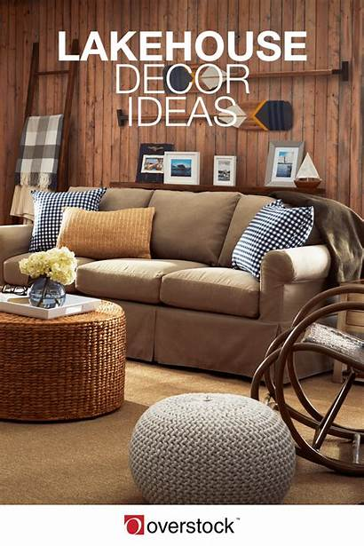 Lake Cottage Living Decorating Decorate Cabin Cozy