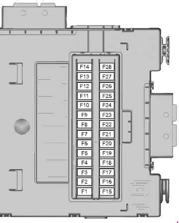Ford Max Fuse Box Diagram Carknowledge