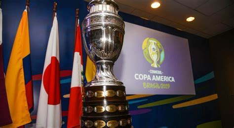 Copa América 2019: en estos días, horas y estadios jugará