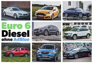 Gebrauchtwagen Euro 6 Diesel : bersicht euro 6 diesel ohne scr kat technik ~ Kayakingforconservation.com Haus und Dekorationen