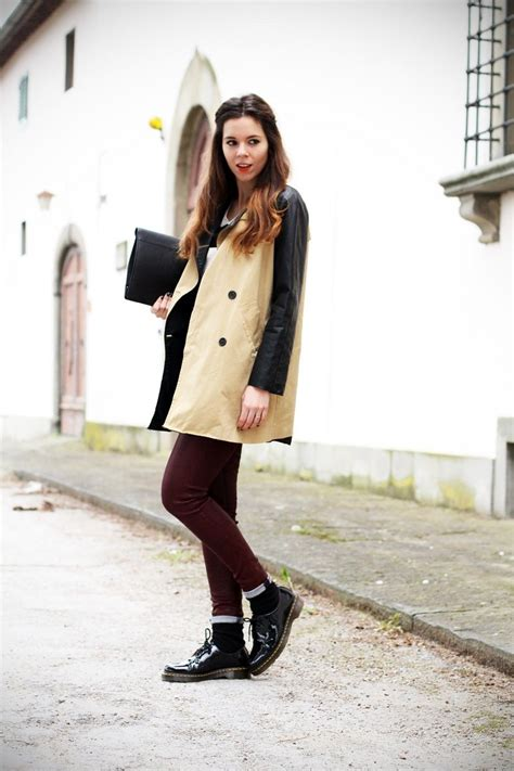 Outfit Dr Martens
