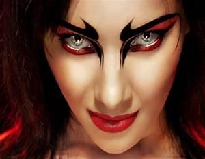 Devil make up | Halloween | Pinterest