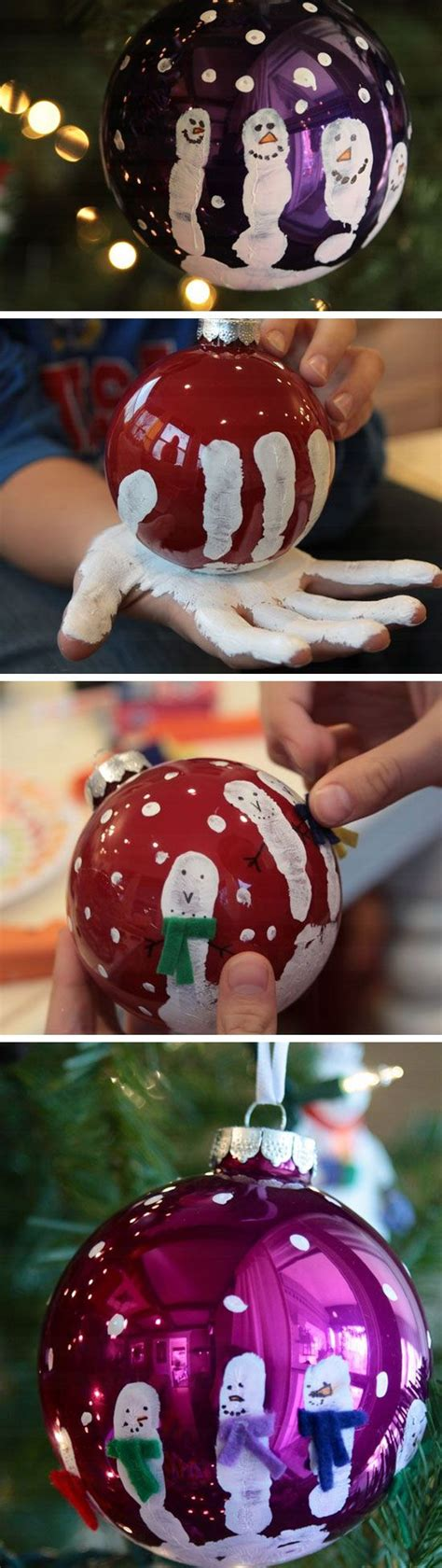easy  cute diy christmas crafts  kids   hative