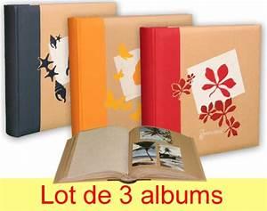 Acheter Album Photo : album photo traditionnel panodia pas cher ~ Teatrodelosmanantiales.com Idées de Décoration