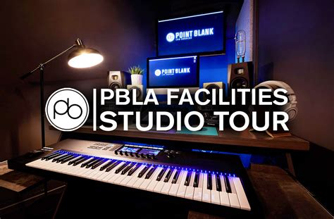 See the New PBLA Facilities in Our State-of-the-Art Studio ...