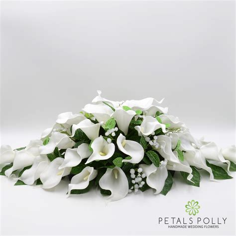 calla lily table l white calla lily top table decoration