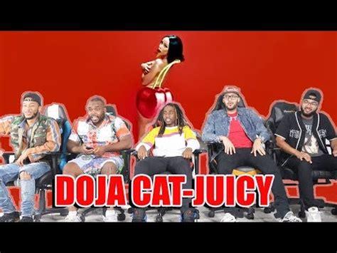 doja cat ft tyga juicy reactionreview