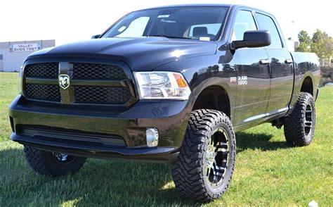 Dodge Ram 1500 Lift Kit by Lift Kit 2013 2018 Ram 1500 2wd 5 5 Quot Ii