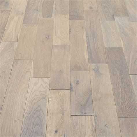 Studio Blonde Oak Brushed & Oiled Engineered Wood Flooring