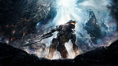 Halo Background Cool Halo Wallpapers Wallpaper Cave
