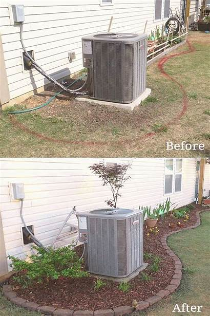 Landscaping Heat Backyard 4pint Around