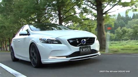 brand  volvo  tuning  erst group youtube