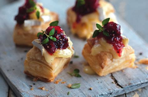 puff pastry canapes ideas canape recipes canape ideas tesco food