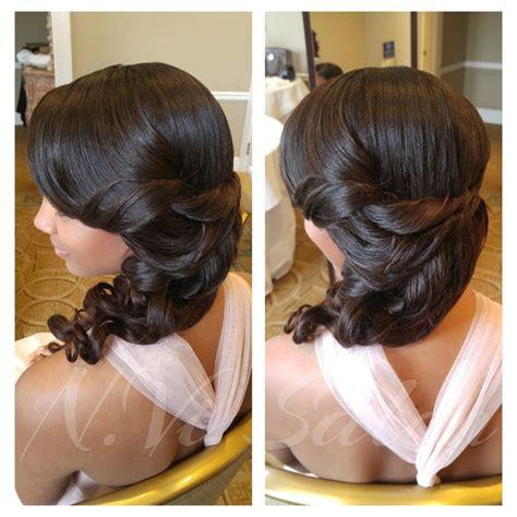 Beautiful Sew In Hairstyles by Beautiful Sew In Wedding Hairstyles Beautiful