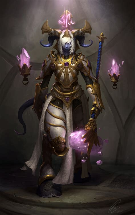 draenei wowpedia  wiki guide   world  warcraft