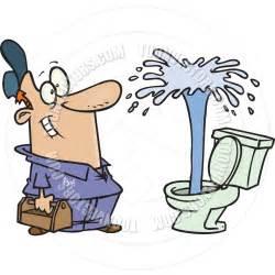 Cartoon Toilet Clip Art