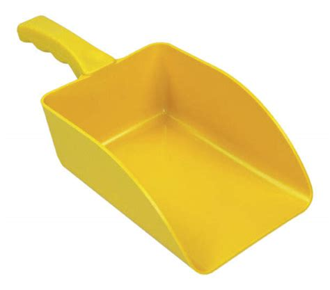 feed scoop small yellow chicken feed treats