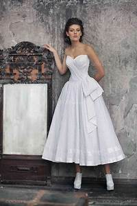 polka dot wedding gown 50s wedding dress full skirt With full skirt wedding dress