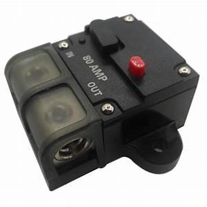 Mini Size Lightweight Portable Circuit Breaker Manual
