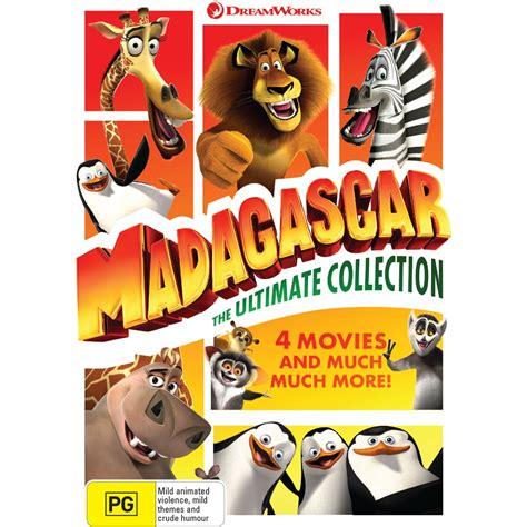 madagascar ultimate collection big