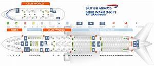 Image Gallery seata boeing 747