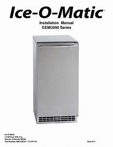 Ice 4 U0026quot  Air Cooled Undercounter Nugget