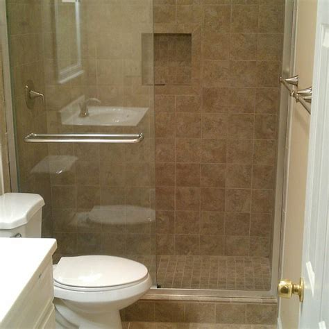 Bathroom Stand Up Shower by Another Bath Remodel Took Out The Bathtub And Installed A