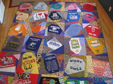 t shirt quilt makers deposit for a t shirt quilt custom made from by