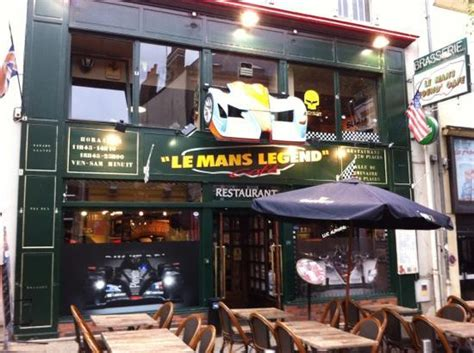 cuisine le mans le mans legend cafe le mans restaurant reviews phone