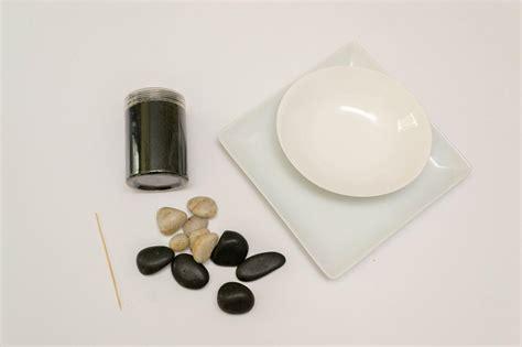 make a tabletop zen rock garden diy network made
