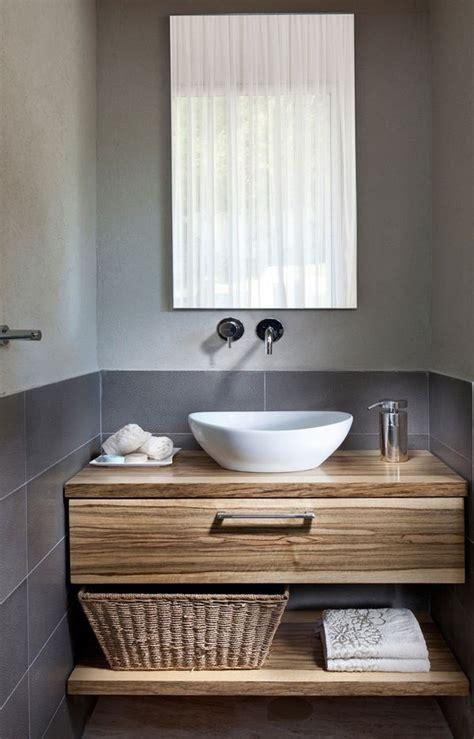 waschtisch bad holz waschtisch holz mit aufsatzwaschbecken bvrao