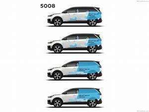 Coffre 5008 Volume : peugeot 5008 tout pour la famille automobile ~ Maxctalentgroup.com Avis de Voitures