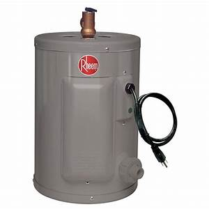Rheem Performance 2 5 Gal  6 Year 1440