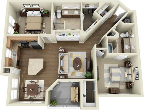 2 bedroom apartments winda 7 furniture