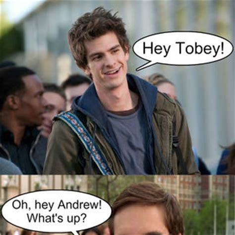 Tobey Maguire Meme - meme center thedeathberry profile
