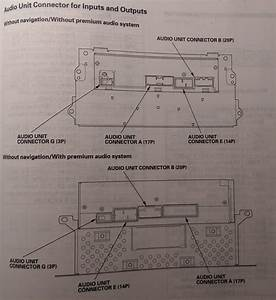 1989 Honda Accord Stereo Wiring Diagram