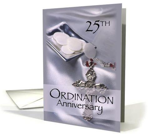 invitations ordination anniversary invitations cross