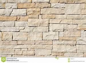 Mur De Pierre Intérieur Prix : texture de mur en pierre image stock image du fond ~ Premium-room.com Idées de Décoration
