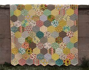 Fancy Tiger Crafts  Amber U0026 39 S Sunshine Hexagon Quilt