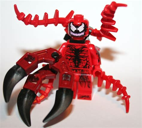 lego carnage claw how to make a custom lego carnage claw