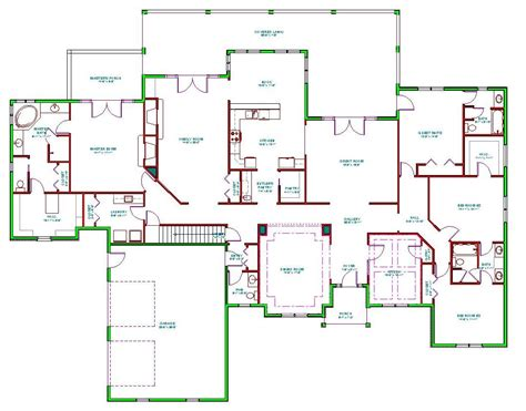 split bedroom floor plans split bedroom ranch home plans find house plans