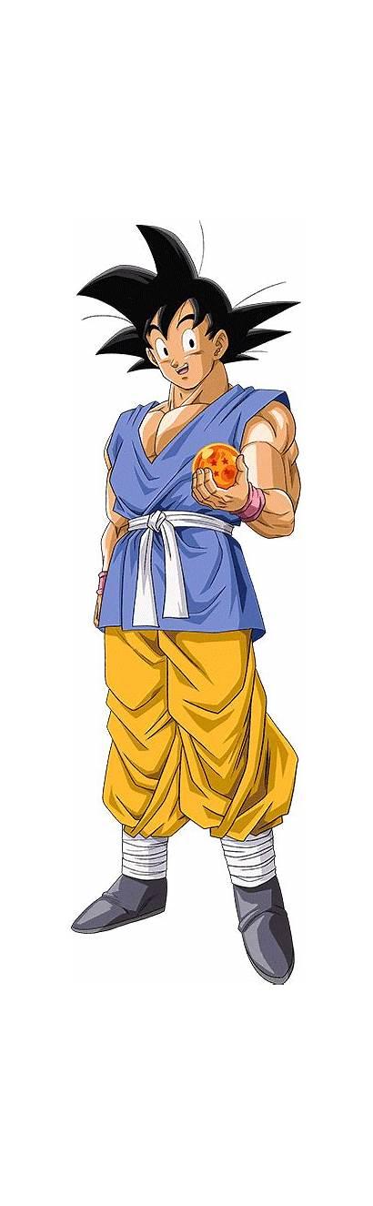 Goku Gt Adult Dokkan Render Battle Maxiuchiha22