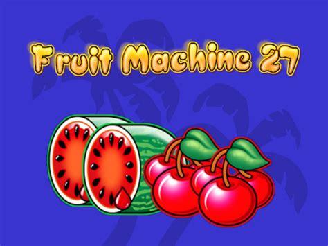 Augļu tēmas spēļu automāti